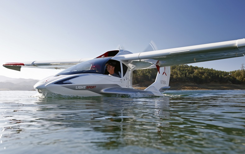 Icon Aircraft announced job cuts to counteract price increases for the A5 amphibious light sport aircraft. Photo by Chris Rose.