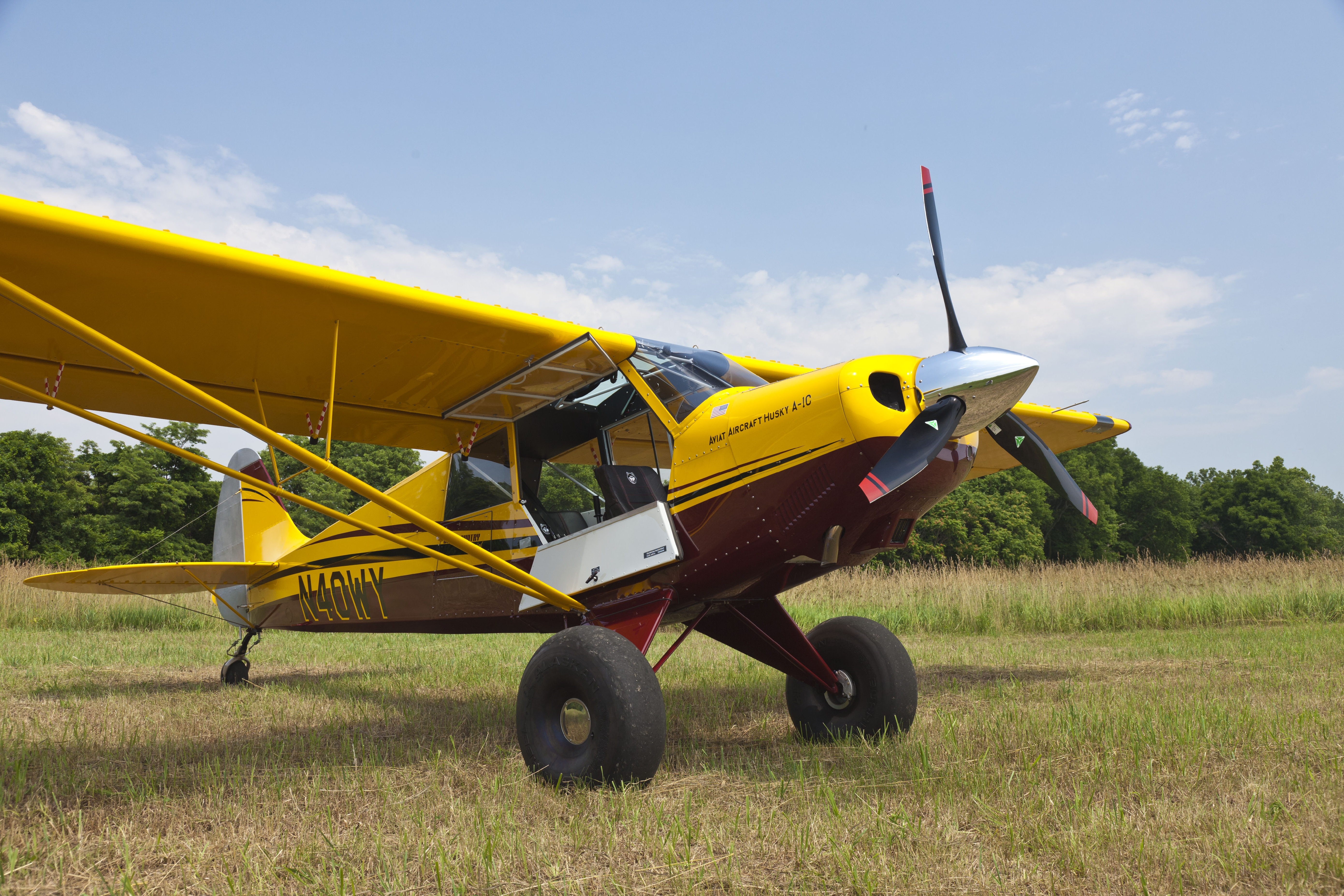 Aircraft Spotlight: What Makes a Good Backcountry Aircraft? - AOPA