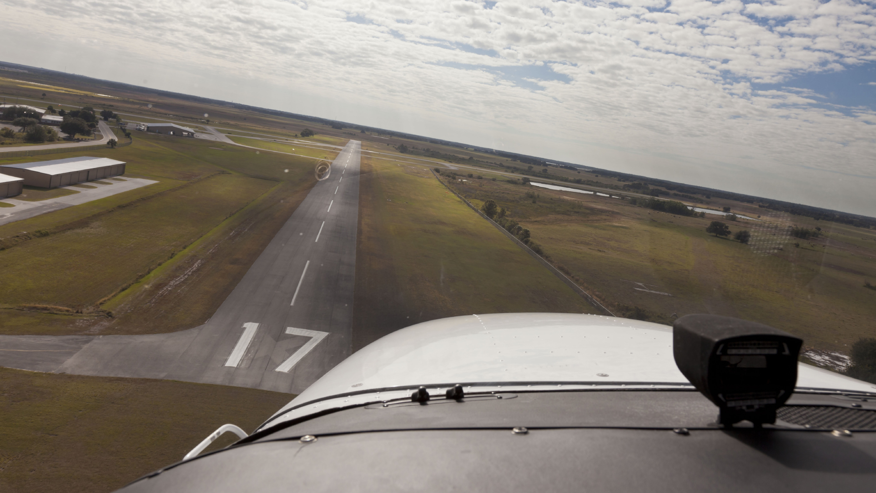 Suspect a tailwind on final approach? Go around!