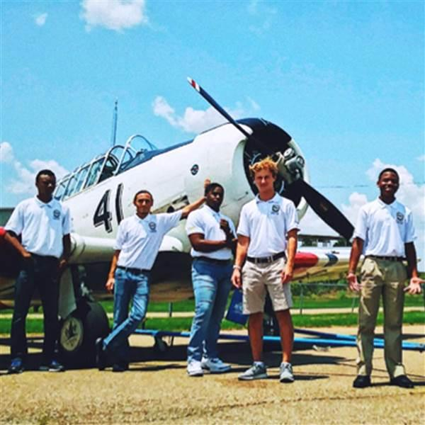 The Organization for Black Aerospace Professionals is opening an aviation learning facility near Memphis, Tennessee, with plans to increase diversity in the airline and aerospace industry. Photo courtesy of the Organization for Black Aerospace Professionals.