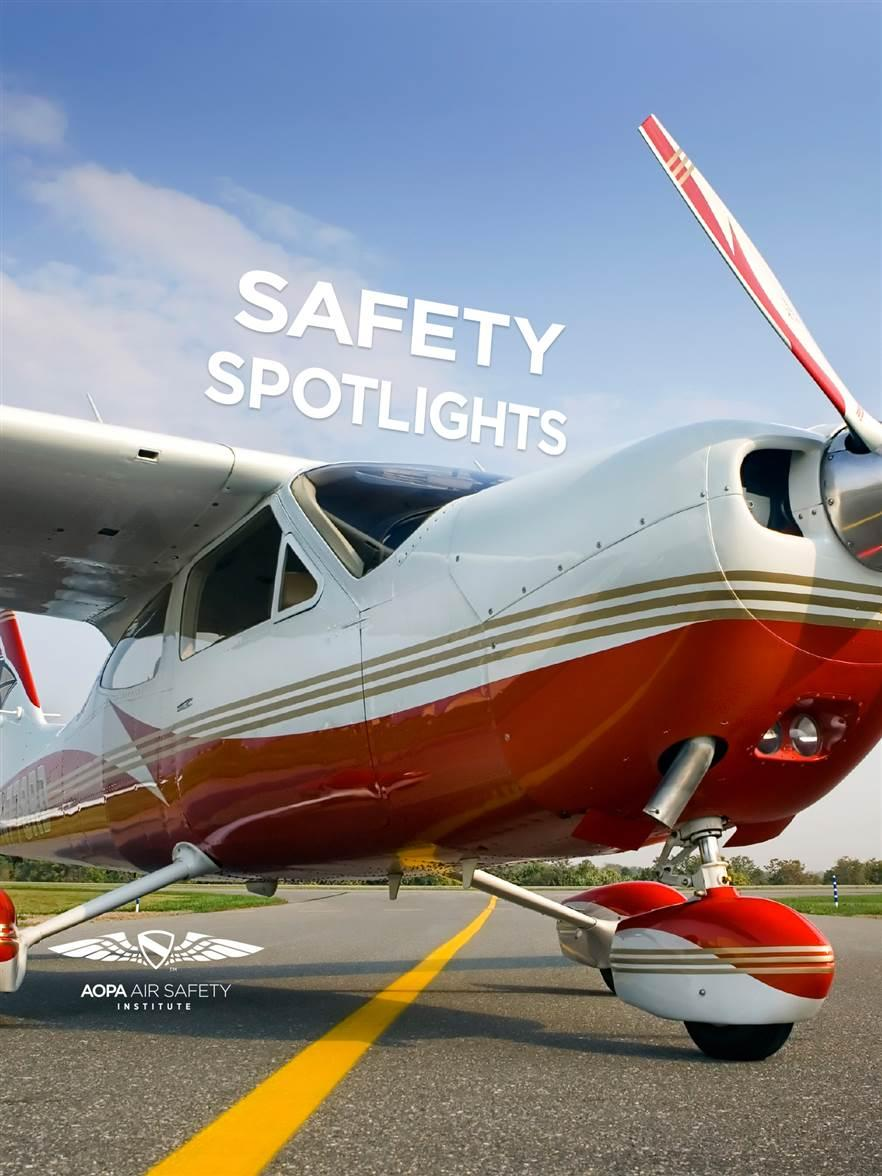 safety spotlights