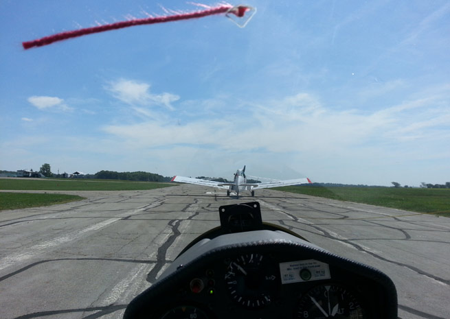 The Central Indiana Soaring Society introduces youth, the public, and powered pilots to soaring.