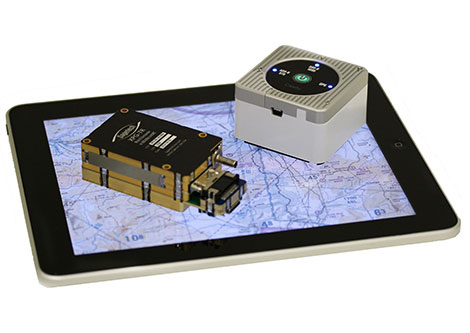 Sagetech's ADS-B tracker kit. Photo courtesy of Sagetech Corp.
