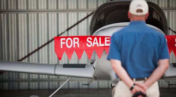 buying an aircraft